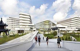 新加坡科技与设计大学第一期工程