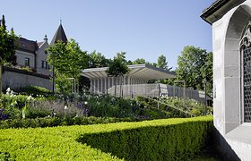 瑞士Zug城市花园