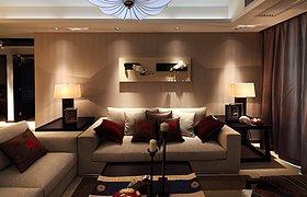 现代风格样板房2