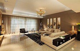现代风格样板房1