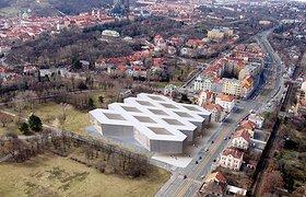 捷克布拉格国家图书馆参赛作品