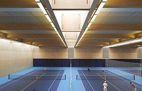 2012年伦敦奥运会比赛场地改建的曲棍球和网球中心