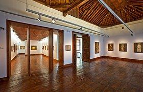 由世界遗产的历史建筑翻新的小型博物馆