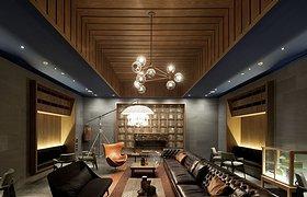 郑州建业艾美酒店设计