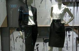 雅加达绘画喷涂艺术橱窗设计