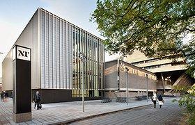 英国伦敦NT国家大剧院扩建工程