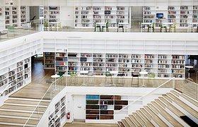 瑞典达拉那大学多媒体图书馆