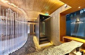 紫禁城红墙茶室