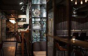 俄罗斯Barco餐厅酒吧空间设计