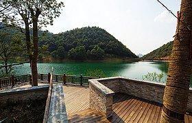 长沙梅溪湖桃花岭山体公园