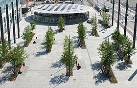瑞典Hyllie 广场