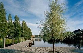 瑞典Sandgrund公园