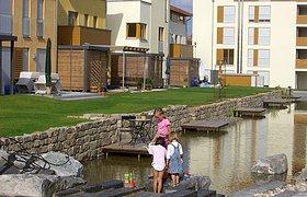 德国阿卡迪亚温嫩登气候适应型社区