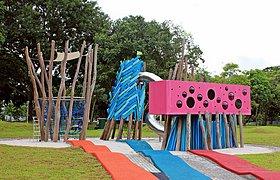 新加坡碧山宏茂桥公园和加冷河