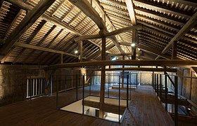 日本钢墙展廊
