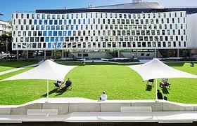 澳大利亚悉尼科技大学校园绿地