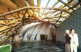 米兰2015年世博会泰国馆设计
