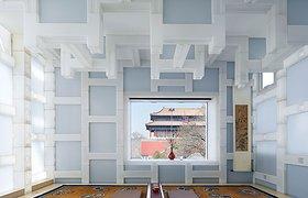 禅意北京茶室