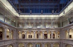 哈佛艺术博物馆改扩建工程