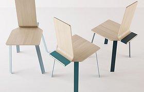 """俄罗斯设计的""""京都""""椅"""