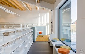 比利时祖瑟尔新公共图书馆
