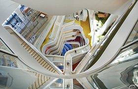 澳大利亚Mediabank办公楼