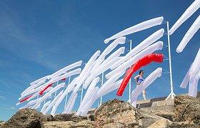 法国蒙彼利埃 2015FAV建筑节(拉格朗德默特展区)