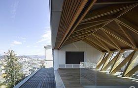 日本松山包裹式住宅