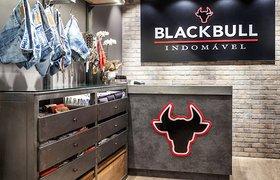 巴西Blackbull服装专卖店设计