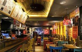 伦敦Kua 'Aina餐厅