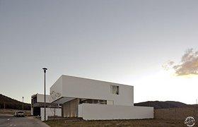 墨西哥仰望蓝天的住宅