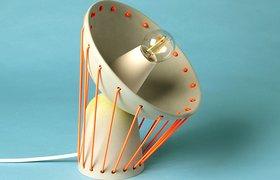 彩色陶瓷弹性灯