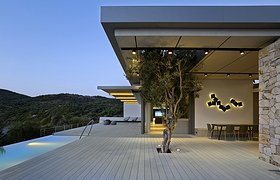 希腊Notre Ntam' Lesvos住宅