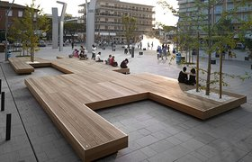A Large Bench