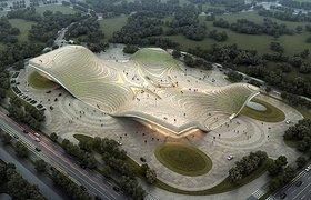中国鄂尔多斯鄂多克市民中心