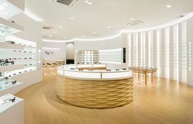 日本泗水International Eyewear Gallery高端眼镜专卖店设计
