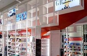 蒙达多里集团米兰超级卖场概念设计