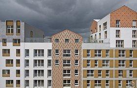 法国蓬图瓦兹集合住宅
