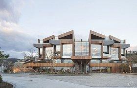 韩国济州贝希尔泳池别墅