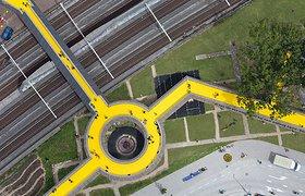鹿特丹城市更新三维城市景观