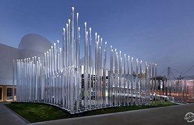 2015世博会意大利国家电力馆设计