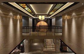 上海悦华大酒店新中式茶楼