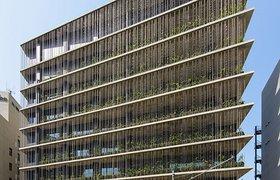 日本古为今用 雨链与高楼的结合
