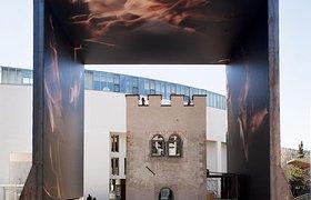 意大利博尔扎诺被禁锢的火药塔