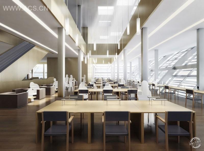 中国苏州新图书馆设计插图3