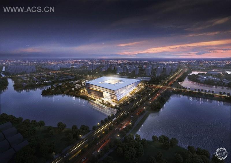 中国苏州新图书馆设计插图5