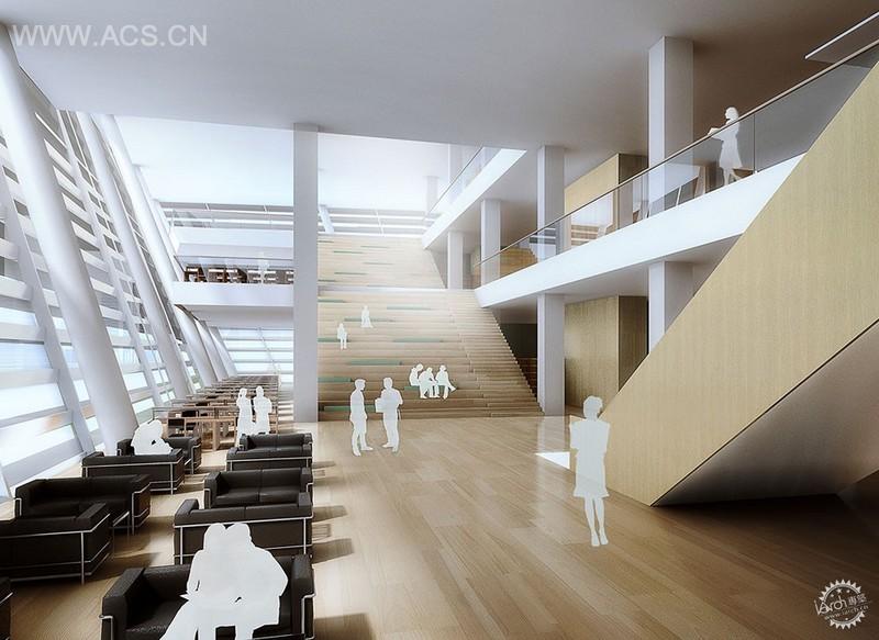 中国苏州新图书馆设计插图4
