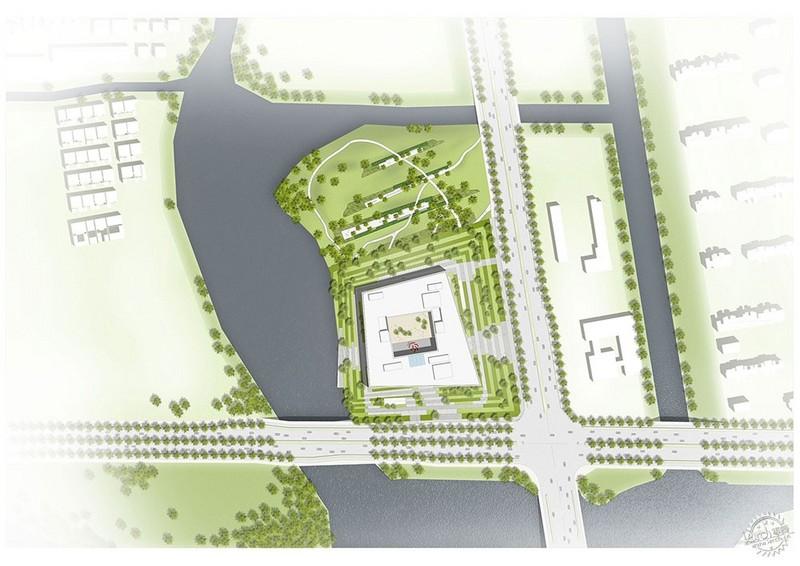 中国苏州新图书馆设计插图6
