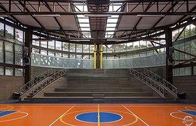 巴西里约热内卢MOPI小学扩建