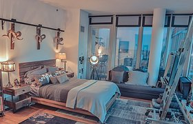 工业古典Loft 公寓